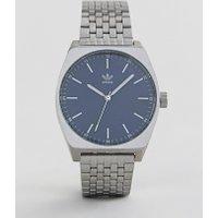 Adidas - Z02 Process - Silberne Armbanduhr - Silber