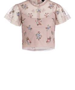 needle & thread Blusetop ROSE SEQUIN