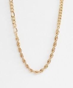 ASOS DESIGN - Kette in Gold - Gold