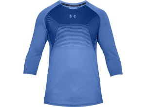 UNDER ARMOUR Sportshirt blau / dunkelblau