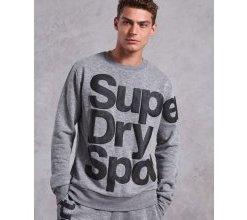 Superdry Combat Sweatshirt mit Rundhalsausschnitt