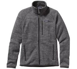 Patagonia Better - Outdoorjacke für Herren - Grau (nickel w/forge grey)