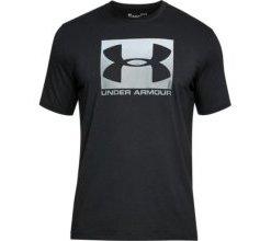 UNDER ARMOUR Herren Shirt UA Boxed Sportstyle - schwarz XL