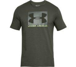 UNDER ARMOUR Herren Shirt UA Boxed Sportstyle - grün