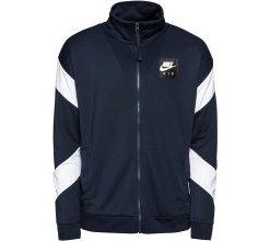 Nike Sportswear Sweatjacke 'M NSW NIKE AIR JKT PK' dunkelblau / weiß