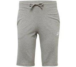 Nike Sportswear Unifarbene Short grau