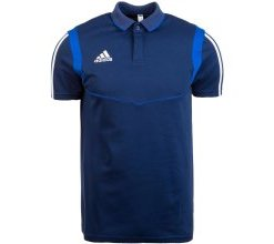 ADIDAS PERFORMANCE Poloshirt 'Tiro 19' blau