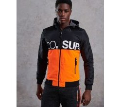Superdry Tokyo Project Bomberjacke mit Farbblock-Design