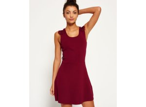 Superdry Alina Lace Strickkleid
