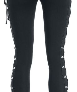 Gothicana by EMP Built For Comfort Leggings schwarz
