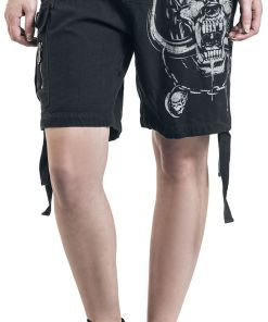Motörhead EMP Signature Collection Girl-Shorts schwarz