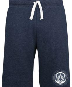 Guardians Of The Galaxy Logo Shorts dunkelblau meliert