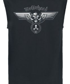 Motörhead Winged Warpig Tank-Top schwarz