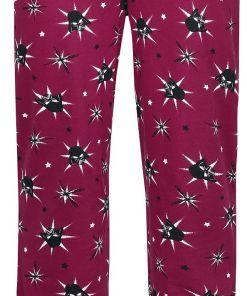 Star Wars Darth Vader - Stars Pyjama-Hose rot