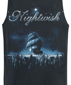 Nightwish Woe To All Tank-Top schwarz