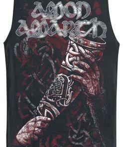 Amon Amarth Raise Your Horns Tank-Top schwarz