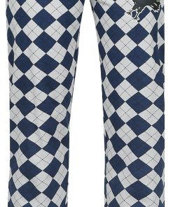 Harry Potter Ravenclaw Pyjama-Hose grau/blau