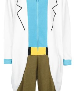 Rick And Morty Rick Jumpsuit multicolour