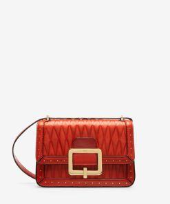 Die Janelle Tasche Rot