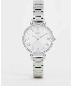Fossil - ES4448 Kinsey - Armbanduhr in Silber