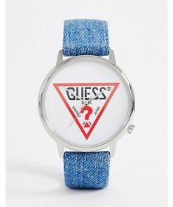 Guess - V1001M1 Hollywood - Jeansarmbanduhr - Blau
