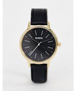 Nixon - Kensington - Uhr mit Lederarmband