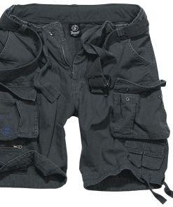 Brandit Savage Vintage Shorts Vintage Shorts anthrazit