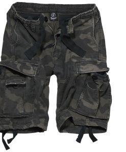 Brandit Vintage Shorts Vintage Shorts darkcamo