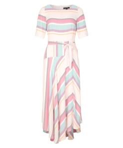 Abendkleid Pink 6