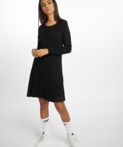 Vero Moda Frauen Kleid vmGilo A-Line in schwarz