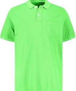 Ulla Popken Poloshirt, Piqué, garment dyed - Große Größen 720073