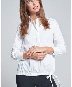 Bluse Bali in Weiß