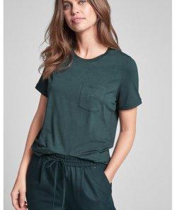 T-Shirt Tessa in Grün