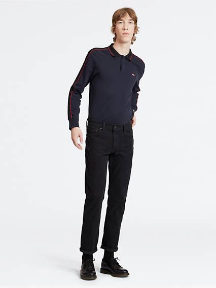 511™ Slim 5 Pocket Trousers - Schwarz / Caviar