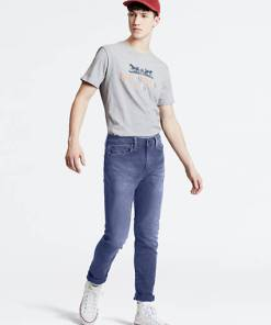 510™ Skinny Fit Jeans Cool - Mittlere Waschung / Thresher Warp Cool