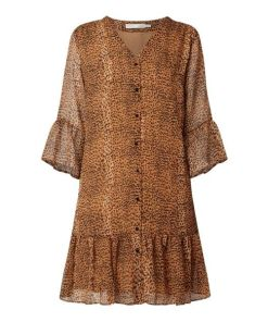 Blusenkleid aus Chiffon