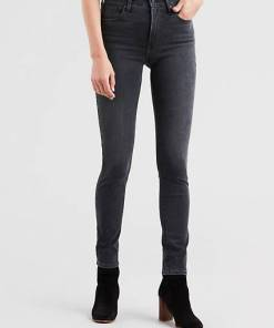 721™ High Waisted Skinny Jeans - Grau / California Rebel