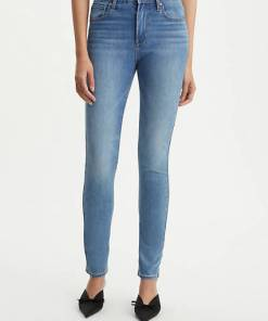 721™ High Waisted Skinny Jeans - Mittlere Waschung / Steal My Sunshine