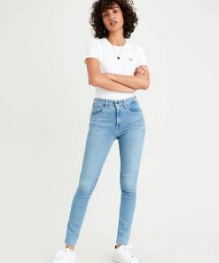 721™ High Waisted Skinny Carbon Boost Jeans - Schwarz / Carbon Boost