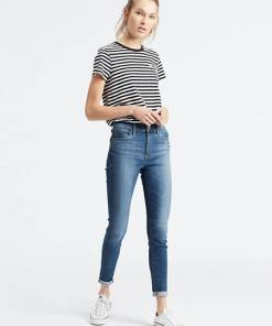 720™ High Waisted Super Skinny Jeans - Mittlere Waschung / Love Ride