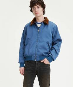 Levi's® Vintage Clothing Climate Seal Jacket - Blau / Dusty Blue