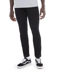 VANS V76 Overdye Black Skinny Jeans (overdye Black) Herren Schwarz, Größe 33x32