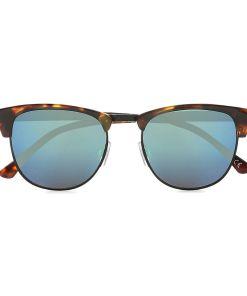 VANS Dunville Sonnenbrille (cheetah Tortoise-turquoise) Herren Grün, One Size
