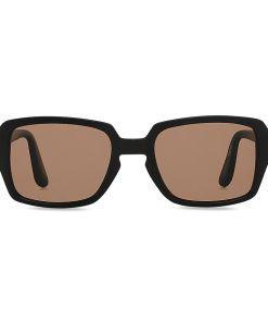 VANS Breys Sonnenbrille (matte Black-bronze) Herren Schwarz, One Size
