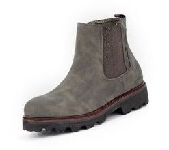 Tom Tailor Chelsea Boots - Damen - grau in Größe 37