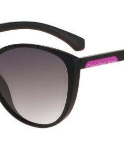 Calvin Klein Damen Sonnenbrille »CKJ784S« schwarz