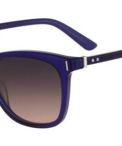 Calvin Klein Damen Sonnenbrille »CK8510S« grau