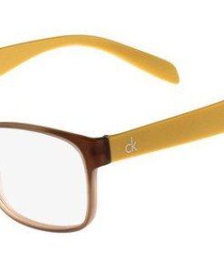Calvin Klein Brille »CK5890« braun