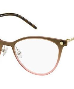 MARC JACOBS Damen Brille »MARC 32« braun