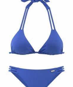 Sunseeker Triangel-Bikini »Miami« in sportivem Design blau